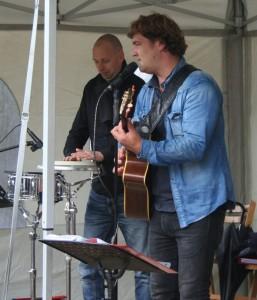 muziek ray en percussie grietmarkt 11 mei 2013