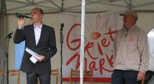 opening grietmarkt 11 mei 2013